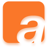 Adulthubb icon is a rounded square, featuring the hubbs primary colour orange with a white letter a within it. Primarily directed towards a more mature user base, for connection with more of an adult nature. Selecting this will present a brief description of the hubb and an option to join the service.