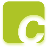 Chathubb icon is a rounded square, featuring the hubbs primary colour green with a white letter c within it. Primarily for finding and chatting with online connections, friends or global users in general. Selecting this will present a brief description of the hubb and an option to join the service.