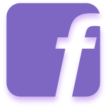 Flirthubb icon is a rounded square, featuring the hubbs primary colour purple with a white letter f within it. Primarily for online matching, flirting and dating. Selecting this will present a brief description of the hubb and an option to join the service.